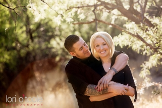 Catalina State Park engagement photos; Nico & Tristen; Lori OToole Photography