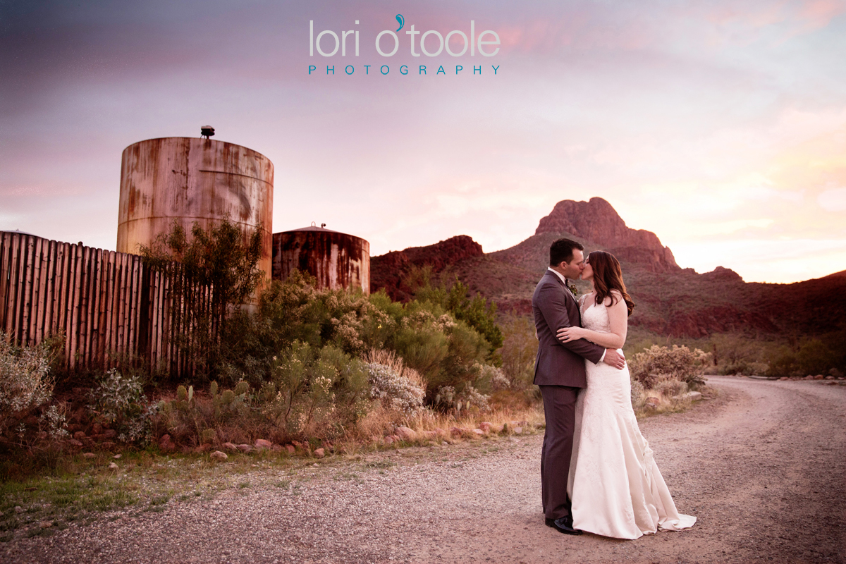 Stardance Event Center wedding; Lori OToole Photography; winter wedding in Tucson