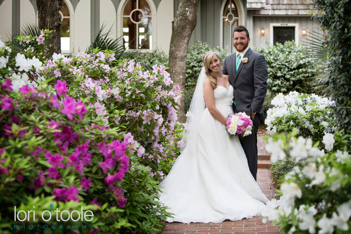 Bald Head Island Wedding; Tucson destination photographer; Lori OToole Photographer