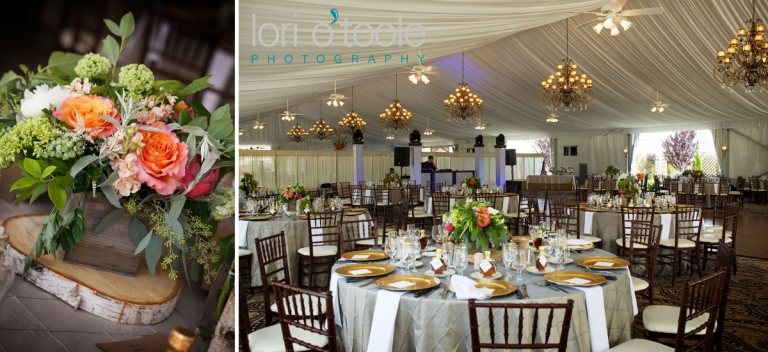 West Hills Country Club Wedding Lori Otoole Photography Danielle And Adam S