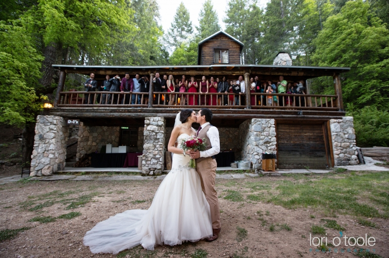 Lisette And Bryan Mt Lemmon Wedding Arizona Mountain